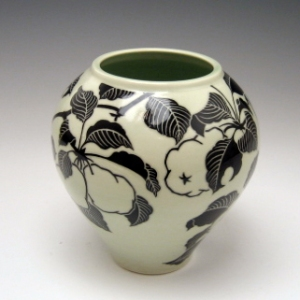 Vase by Yoko Sekino-Bove