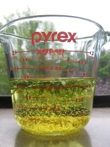 Rosemary Lemon Oil