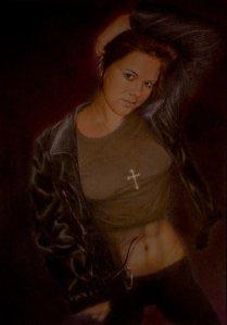 Modesty Blaise by James McPartlin