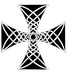 celtic-German cross (c) Constanza Ehrenhaus