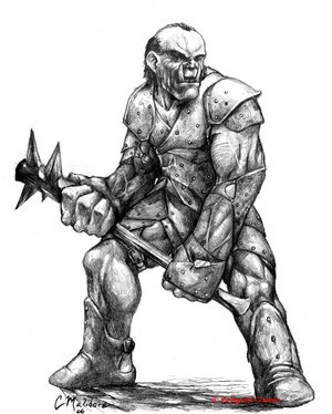 ZGames___Half_Orc_by_yrindale