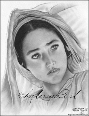 Ave Maria by Katerina Koukiotis